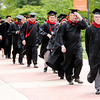 Don Knight   The Herald Bulletin<br /> Anderson University held their 99th Commencement on Saturday.