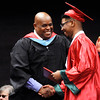 Don Knight | For The Herald Bulletin<br /> Anderson held their graduation on Tuesday.