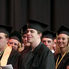 Mark Maynard | For The Herald Bulletin<br /> Daleville held their Commencement on Friday.