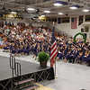 2017 graduation of Shenandoah High School.