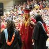 The 2018 Alexandria-Monroe High School Graduation.