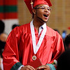 Don Knight | The Herald Bulletin<br /> Anderson High School graduation on Tuesday.