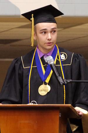 2018 Madison-Grant High School Graduation.