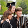 Don Knight | The Herald Bulletin<br /> Anderson University held their 101st Commencement on Saturday.