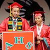 Don Knight | The Herald Bulletin<br /> Anderson High School held their Commencement on Tuesday.