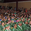 The Anderson City Building Auditorium was filled to over-flowing with friends and family celebrating the Excel Centers' Class of 2019 graduation. (Mark Maynard photo)