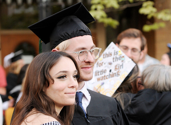 Don Knight | The Herald Bulletin<br /> Ivy Tech commencement on Tuesday.
