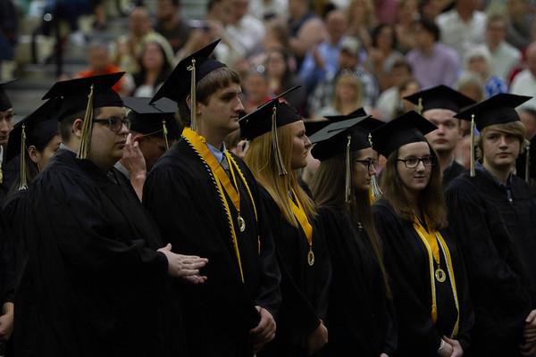 2019 Lapel High School Graduation.