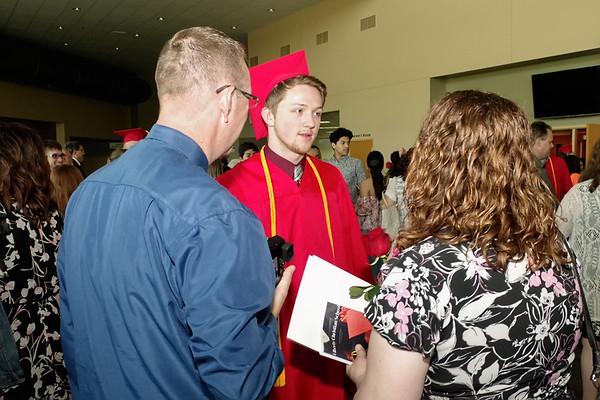2019 Liberty Christian High School Graduation.