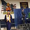 Photo by Chris Martin for The Herald Bulletin.  Shenandoah held it's 2019 Graduation ceremony on Sunday June 2, 2019.
