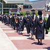 2021 Anderson University commencement exercises.