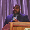 Pastor Geremy Dixon of Hope LA in Inglewood California delivered the Bacclaureate Message at Anderson University's Commencement on Saturday.
