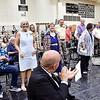 The Lapel High School class of 1971 was recognized during Sunday's 2021 Commencement Ceremony.