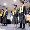 Don Knight | The Herald Bulletin<br /> Madison-Grant graduated 98 students on Friday.