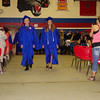 Mark Maynard | for The Herald Bulletin<br /> The class of 2016 for Elwood High School had 82 seniors that received their diplomas Sunday.