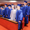 Don Knight | The Herald Bulletin<br /> Anderson Preparatory Academy graduated their third class in a ceremony at Reardon Auditorium on Sunday.