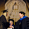 Anderson University held it's 95th Commencement exercises Saturday in the Kardatzke Wellness Center.