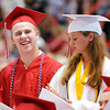 Don Knight | The Herald Bulletin<br /> Frankton graduation at the High School on Friday.