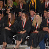 2012 Frankton High School graduation.