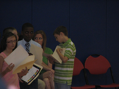 Carson 5th Grade Graduation