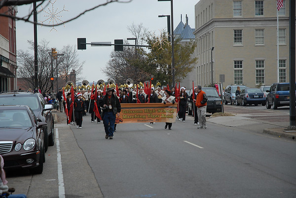 2010 Christmas Parade - GHS