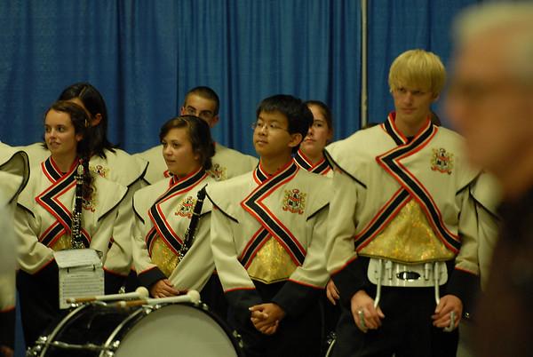 GHS Band at NASA Oct 2010