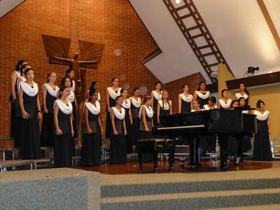 2012 Fall Gunn Choir Concert