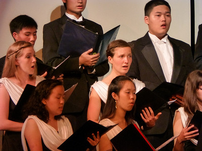 2013 Spring Gunn Choir Concert