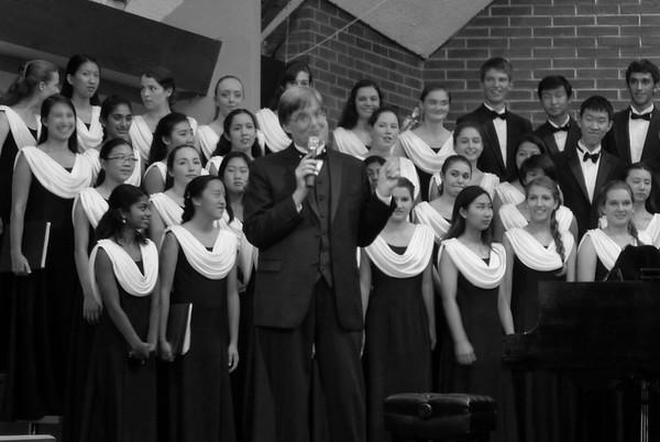 2014 Gunn Fall Choir Concert