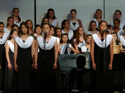 2014 Gunn Spring Choir Concert