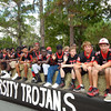 Here come the Trojans