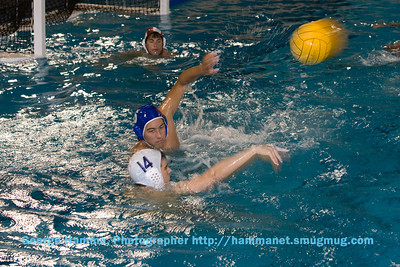 (9/2008) The new water polo goals are working great.