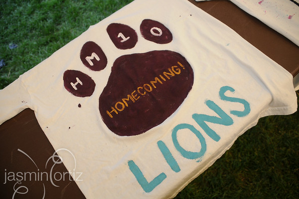 HM Homecoming 2010