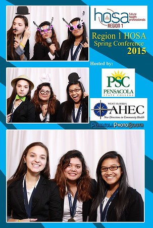 HOSA Spring Conference 1-16-2014