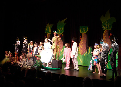 HSH Peter Pan Cast One