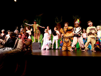 HSH Peter Pan Cast Two