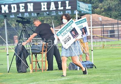 Hamden Hall Country Day School - Class of 2020 Graduation - August 8, 2020