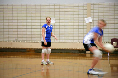 Hannah's Volleyball pix 2010