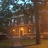 Robinson Hall, former home of the Graduate School of Design. September 19, 2015.