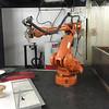 Robot. Fabrication Lab. Gund Hall. September 19, 2015.