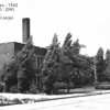 BRYANT ELEMENTARY - 1943<br /> Looking NW from Main Street