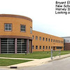 BRYANT ELEMENTARY - HARVEY, IL - 2008<br /> Third and latest school - Gym is on the right