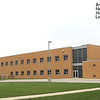 BRYANT ELEMENTARY - HARVEY, IL - 2008<br /> North side of building