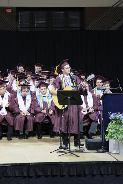 dpi Anthony Windham High School Class of 2014 Graduation 128