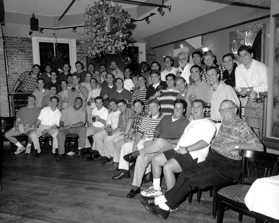Jesuit High School Class of '89 8-Year Reunion<br /> July, 1997 - The Red Eye, New Orleans, LA