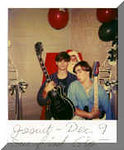 """Jesuit Winter Party - December 9th, 1988  Jesuit High School Cafeteria, New Orleans, LA  My first rock and roll band, Kahuna, and my first gig. I started playing guitar when I was in the hospital after the car wreck because I couldn't do a whole lot else. There's a page now dedicated to this wonderful little high school band, so check it out. If you want to see what I've been doing lately on guitar (and a whole bunch more pics), go see my band <a href=""""http://Faulstich.com/CousinIt"""" target=""""_pwws"""">Cousin It's website.</a>"""