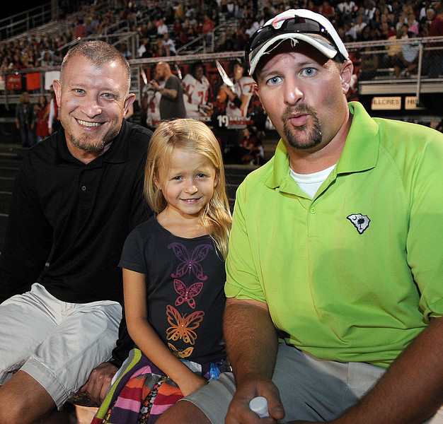 The Hillcrest Rams played host to the Westside Rams in a Region 1-AAAA football game.<br /> GWINN DAVIS PHOTOS<br /> gwinndavisphotos.com (website)<br /> (864) 915-0411 (cell)<br /> gwinndavis@gmail.com  (e-mail) <br /> Gwinn Davis (FaceBook)