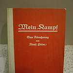 Written during his brief imprisonment for his participation in the Beer Hall Putsch in 1923, Mein Kampf (My Struggle) illuminates Adolf Hitler's ideas, as odious as they were.