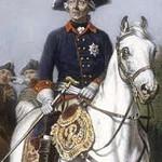 Frederick the Great (Friedrich II) King of Prussia, Ren Man, Soldier King, poet, philosopher, musician, 1730-1796.