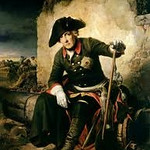 Frederick the Great, who made Prussia a major European power in the late 18th century.